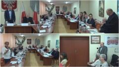 Tarcia o skargi na burmistrz Dzierzgonia na XXXIII sesji Rady Miejskiej w Dzierzgoniu – 24.11.2017