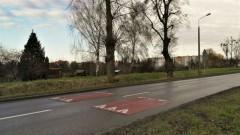 Spowalniacze na drogach w Malborku ułatwią jazdę rowerzystom - 12.12.2017