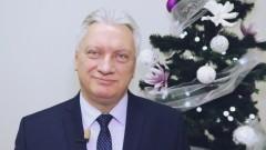 Jerzy Szałach, Burmistrz Miasta i Gminy Nowy Staw składa życzenia świąteczno-noworoczne - 22.12.2017