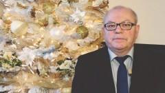 Mirosław Czapla, Starosta Powiatu Malborskiego składa życzenia świąteczno – noworoczne - 22.12.2017