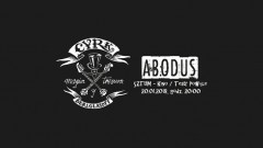 Zapraszamy na koncerty zespołów Cyrk Deriglasoff & Abodus w Sztumie - 20.01.2018