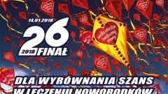 Zapraszamy na 26. Finał Wielkiej Orkiestry Świątecznej Pomocy w Malborku! Zobacz program! - 12-14.01.2018