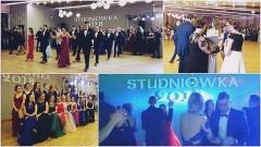 Sezon studniówkowy zapoczątkowali uczniowie II Liceum Ogólnokształcacego w Malborku - 05.01.2018