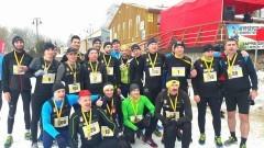 Druga odsłona zimowego Grand Prix Sztumu. Liderzy i 425 uczestników zawodów - nie zawiedli – 20.01.2018