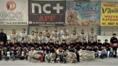 Półmetek Rozgrywek Regionalnej Ligi Hokeja na Lodzie w Malborku - 19.01.2018