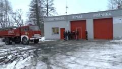 Gmina Sztum: Odnowiona remiza strażaków z OSP Postolin – 20.01.2018