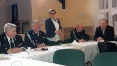 Spotkanie sprawozdawcze jednostki Ochotniczej Straży Pożarnej w Bągarcie - 03.02.2018