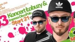 """Koncert """"Łobuzy"""" & Impreza Disco Polo - malborski Club Dołek zaprasza - 9.03.2018"""