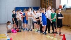 Sztum: Halowe sportowe zawody uczniów SP nr 1 – 24.02.2018