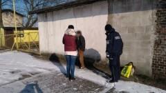 Wspólne działania malborskiej Policji i pracowników Miejskiego Ośrodka Pomocy Społecznej - 28.02.2018