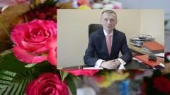 Życzenia Burmistrza Nowego Dworu Gdańskiego z okazji Dnia Kobiet. - 08.03.2018