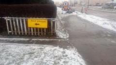 UWAGA! Zmiana organizacji ruchu pieszych na ul. Konopnickiej w Malborku - 09.03.2018