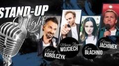 Zapraszamy na Stand-Up Night w Nowym Stawie - 10.04.2018