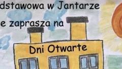 Zapraszamy na dzień otwarty w Szkole Podstawowej w Jantarze