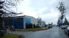 Malbork : Burmistrz Charzewski z wizytą w firmie Forest