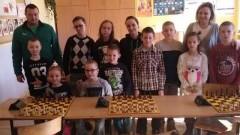 Sukces uczniów malborskiej Szkoły Podstawowej nr 3 w Turnieju szachowym w Tczewie