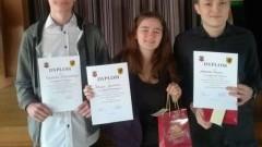 Sukces uczniów malborskiego II LO na XIII edycji Pomorskiego Konkursu o Samorządzie Terytorialnym