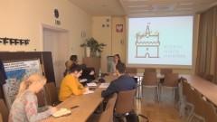 Muzeum Miasta Malborka wystartowało! Zobacz logo. Na konferencji o planach i jego celach