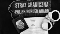 Polsko - Niemiecki pościg za nielegalnymi imigrantami