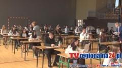 335 uczniów zdaje egzamin kompetencyjny w powiecie sztumskim