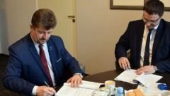 Malbork : Umowa na budowę kolektora deszczowego podpisana