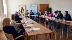 Kwietniowe spotkanie Rady Gospodarczej przy Burmistrzu Miasta Malborka