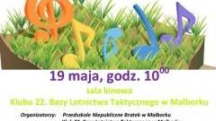 """Malbork: Zapraszamy na VI Festiwal Dziecięcej Poezji Śpiewanej """"Śpiewające Wierszyki"""""""