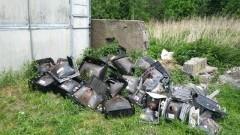 Gmina Sztutowo : Uwaga śmieciarze!