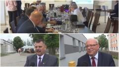 Konwent Starostów w Barlewiczkach. Najważniejsze tematy ratownictwo medyczne i ochrona przeciwpowodziowa