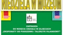 Zapraszamy na niedziele w Muzeum Miasta Malborka