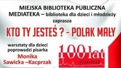 Miejska Biblioteka Publiczna w Malborku zaprasza dzieci na warsztaty!