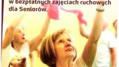 Zapraszamy na bezpłatne zajęcia dla Seniorów w Ostaszewie!