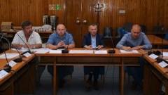 Nowy Dwór Gdański : Konsultacje Burmistrza Jacka Michalskiego oraz pracowników Urzędu Miejskiego z mieszkańcami