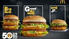 Big Mac ma już 50 lat! McDonald's Polska świętuje pięćdziesięciolecie swojego flagowego burgera