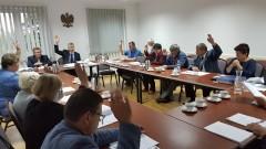 Absolutoryjna XXXVIII Sesja Rady Gminy Ostaszewo