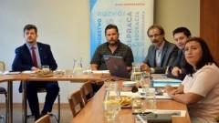 Malbork : Spotkanie Rady Gospodarczej