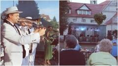 Wielkie święto muzyki w Dzierzgoniu. Dixie Band i Kayo Band wystapili podczas spotkania z Old Jazzem