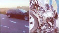 """Jechał za szybko, uderzył w auta. Sprawcą """"efektu domina"""" na DW515 jest kierowca BMW. Sztumscy mundurowi podsumowali miniony weekend"""