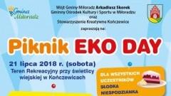 Zapraszamy na Piknik Eko Day w Kończewicach.