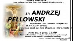 Zmarł Andrzej Pellowski. Żył 60 lat.