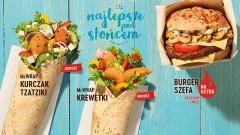 Wakacyjna promocja w McDonald's – zapraszamy na krewetki! Do tego konkurs dla największych fanów McWrap!
