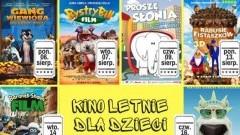 Kino Żuławy zaprasza w sierpniu! Zobacz repertuar kina letniego w Nowym Dworze Gdańskim.
