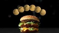 McDonald's przedstawia MacCoins – limitowaną edycję kolekcjonerskich monet, wyprodukowaną z okazji 50. urodzin Big Maca