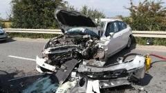 Uwaga są utrudnienia. Dwoje dzieci rannych po wypadku w Orłowie.