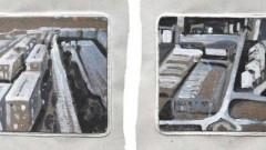 """""""Przetwarzanie"""" - wystawa prac Ewy Niewolskiej w Malborku"""