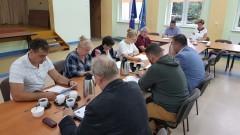 Odrębny obwód głosowania. Zmiana budżetu. XLV sesja Rady Gminy Stegna.
