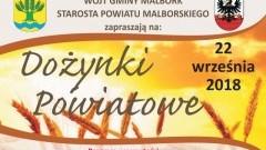Nowa Wieś Malborska: Zespół New Smile, Big Bit oraz Marcin Pesos Stachowiak gwiazdami Dożynek Powiatowych 2018