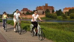 Dzień bez samochodu - Rodzinny piknik rowerowy w Malborku