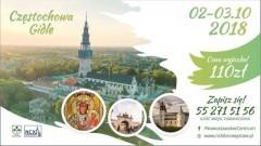 Nowy Staw: Zapraszamy Wyjazd Częstochowa - Gidle