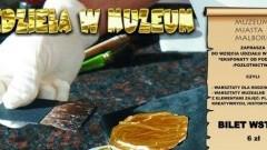 """""""Eksponaty od podszewki - pozłotnictwo"""" - zapraszamy na Niedziele w Muzeum Miasta Malborka."""